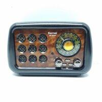 Đài Radio Pin Sạc KEMAI ND-1901BT FM-AM-SW-USB-SD-BLUTOOTH