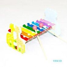 Đàn Xylophone 8 phím 2 hươu Veesano VH41D