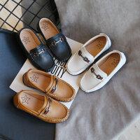 Danduo Trẻ Em Doudou Giày Xuân Thu Phong Cách Anh Quốc Giày Da Cho Bé Giày Đơn Một Chân Trên Tất Cả Các Loại của Giày