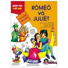 Danh Tác Thế Giới - Rômêô Và Juliét
