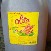 Dầu ăn Tường An Olita 25kg