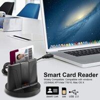 Đầu Đọc Thẻ Nhớ Thông Minh Hỗ Trợ Windows 32bit 64bit Xp Vista 7 8 10 Mac Os X
