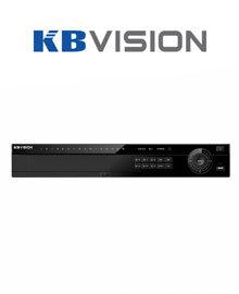 Đầu ghi camera HD NVR 16 kênh KbVision KB-8116ND