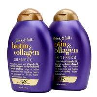 Dầu Gội và Xả giảm rụng tóc Biotin Collagen 385ml