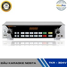 Đầu karaoke Nosta TKR-304V, tích hợp ổ cứng 500GB, HDMI, USB
