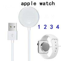 Dây Cáp Sạc Apple Watch Magnetic Charrging Cable MKLG2AM/A (1m) Loại Tốt- Cáp Sạc Không Dây Apple Watch Zin Máy 1m Cao Cấp- Dây Sạc Bóc Máy Đồng Hồ Zin Giá Rẻ- Kết Nối Nam Châm Magnetic- Chất Liệu Cấu Thành Cao Cấp- Cảm Ứng  Nhanh Chóng- An Toàn