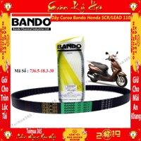 Dây curoa Honda SCR/LEAD 110cc ( Bando Thái Lan )