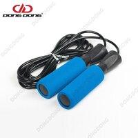 Dây nhảy thể dục PP5 chất liệu PVC 3m có thể điều chỉnh cao cấp - DONGDONG [bonus]