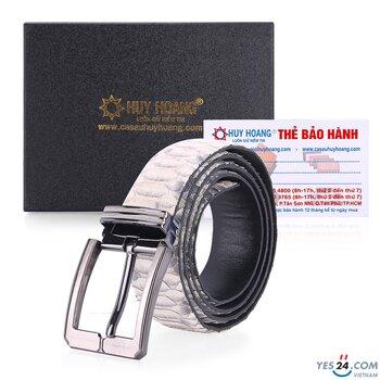 Thắt lưng da trăn Huy Hoàng HH4336