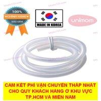 Dây ống hút dẫn khí - Phụ kiện cho các máy hút sữa điện UNIMOM (Hàn Quốc)
