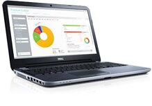 Laptop Dell Inspiron 15R 5537 M5I52138 - Intel Core i5-4200U 1.6GHz, 8GB RAM, 1024GB HDD, AMD Radeon HD 8670M, 15.6 inch