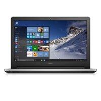 Dell Inspiron 15 5000 15.6-Inch Touchscreen Laptop ( 5th Gen Intel Core i7-5500U, 8GB DDR3L RAM, 1TB HDD, Window 10 ) Silver