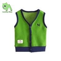 Demeis Trẻ Em Trang Vest Áo Khoác Ấm Hình Điện Đơn Độc Cho Bé Trai Và Bé Gái