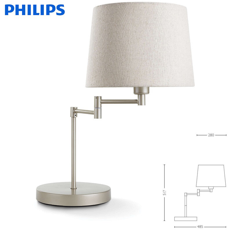 Đèn trang trí để bàn Philips 36132 Donne Table Lamp