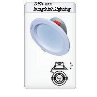 Đèn led downlight tán quang- chiếu sâu DFA005 Duhal