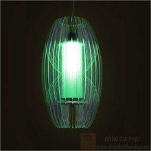 Đèn led treo thả trang trí Duhal DTT001