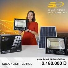 Đèn năng lượng mặt trời 5asystem 5ALB100