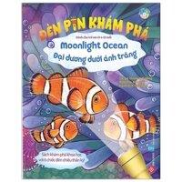 Đèn Pin Khám Phá - Moonlight Ocean - Đại Dương Dưới Ánh Trăng