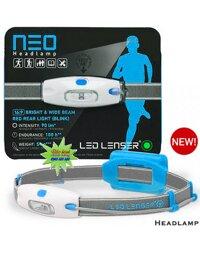 Den pin LED LENSER NEO HEADLAMPS BLUE - 6110 chinh hang