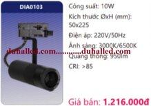 Đèn Led chiếu Điểm thanh ray DIA0103