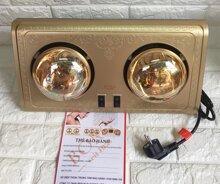Đèn sưởi nhà tắm Braun BU2