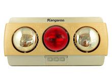 Đèn sưởi nhà tắm Kangaroo KG252A - 3 bóng