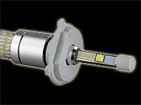 Đèn xe máy XHP70 - H4 6000L