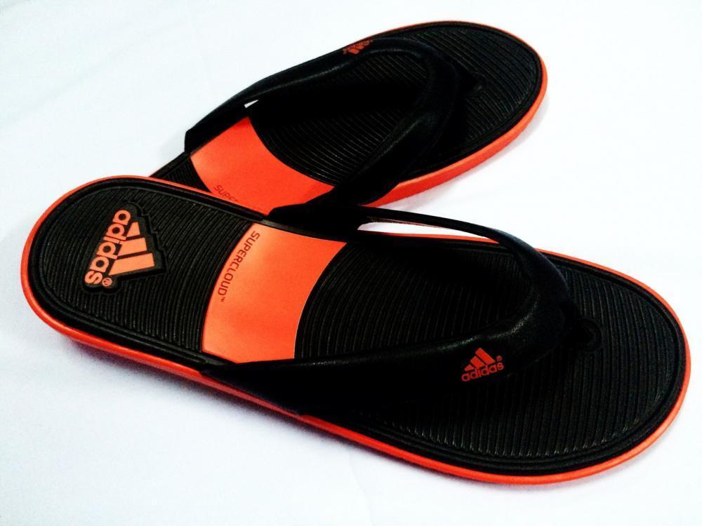 Nơi bán Dép Kẹp Adidas Cam giá rẻ 6594347141d
