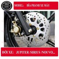 Đĩa phanh xe máy YAMAHA Jupiter/Sirius/Nouvo...