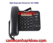Điện thoại bàn Panasonic KX-TS560 (KXTS560/ TS-560)