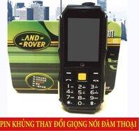 Điện thoại landrover c999 pin khủng 2 sim xem tivi giá rẻ