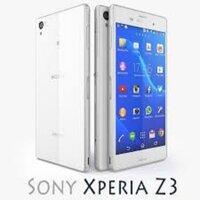 Điện thoại Sony Xperia Z3 Rom 32G Fullbox - Full chức năng