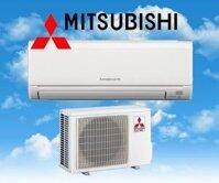 Điều hoà Mitsubishi 1 chiều 12000BTU GA 410a Inverter dòng tiêu chuẩn