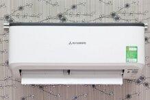 Điều hòa - Máy lạnh Mitsubishi SRK09CM-5/SRC09CM-5 - Treo tường, 1 chiều, 9000 BTU