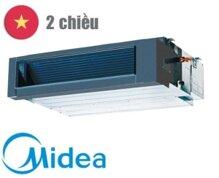 Điều hòa Midea 12000 BTU 2 chiều MTB-12HRN1 gas R410A
