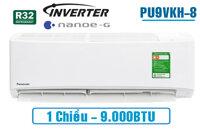 Điều hòa Panasonic 9000BTU 1 chiều inverter PU9VKH-8