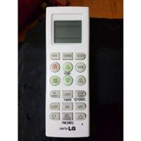 Điều khiển điều hoà LG (1 chiều 2 chiều) (dài)