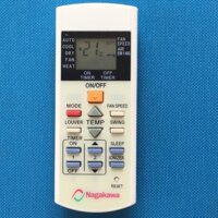 Điều khiển điều hòa nhiệt độ Nagakawa