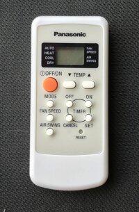 Điều khiển điều hòa panasonic 2560(trắng)