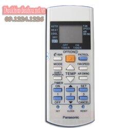 Điều khiển điều hòa Panasonic 2c