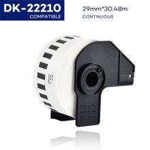 Nhãn giấy DK-22210