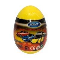 Đồ Chơi Ô Tô Gói Trong Quả Trứng Nhựa Toptoys Welly 52020E36D