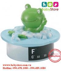 Đo nhiệt độ nước tắm hình ếch Safety 1st 44743