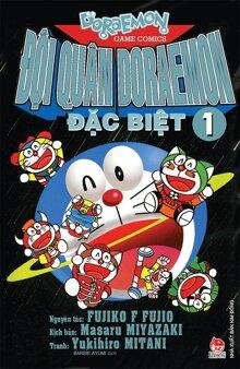 Đội quân Doraemon đặc biệt (Tập 1 - 6) - Fujiko F. Fujio, Miyazaki Masaru & Mitani Yukihiro