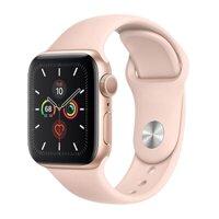 Đồng Hồ Apple Watch S5 40MM Gold ALU/PINK