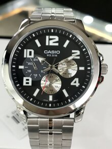 Đồng hồ nam Casio MTP-X300D-1AVDF