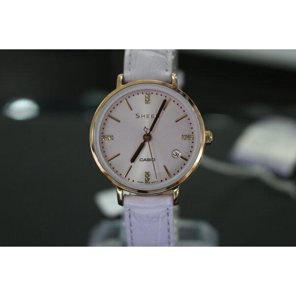 Đồng hồ nữ Casio - SHE-4048PGL