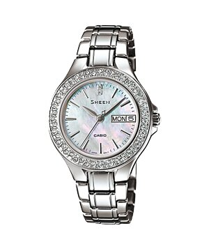Đồng hồ nữ Casio SHE-4800D-7AUDR