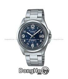 Đồng hồ nam dây thép không gỉ Casio MTP-S101D