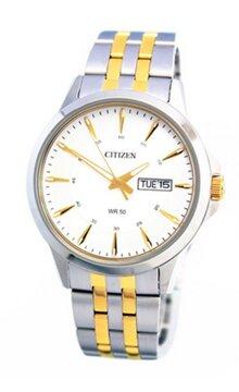 Đồng hồ Citizen nam Quartz BF201 - màu 53A, 53E